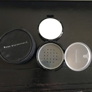 Bare Escentuals Travel Compact - Never Used